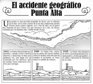 Accidente geográfico Punta Alta