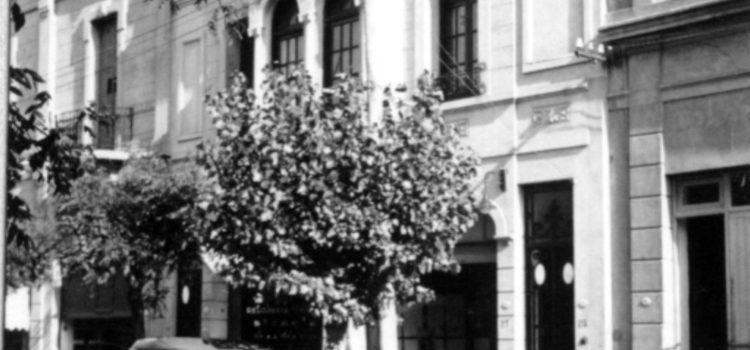 Historia de la Calle Bernardo de Irigoyen.