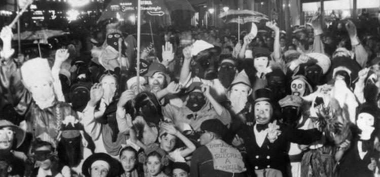 El Carnaval en Punta Alta,  más de cien años de la fiesta popular puntaltense.