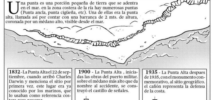 Accidente geográfico Punta Alta