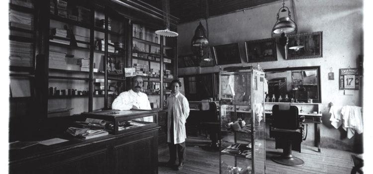 Peluquería, Perfumería y Cigarrería  Cavallaro