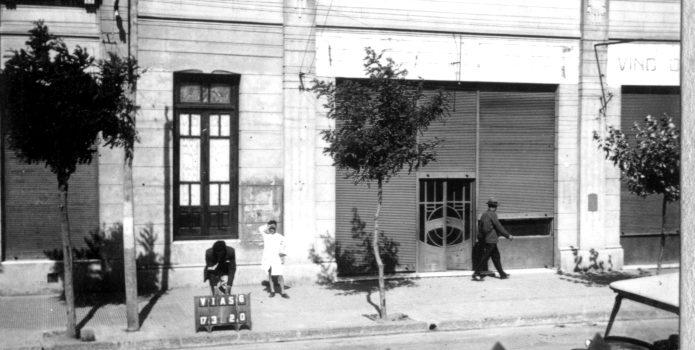 Historia de la Avenida Colón.