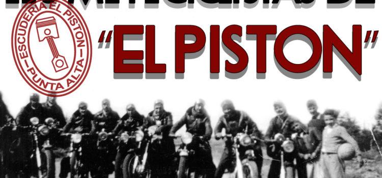 """Los Motociclistas de """"El Pistón"""""""