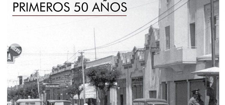 Las calles de Punta Alta. Cambios en sus primeros 50 años.